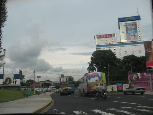 Salvador del Mundo, San Salvador