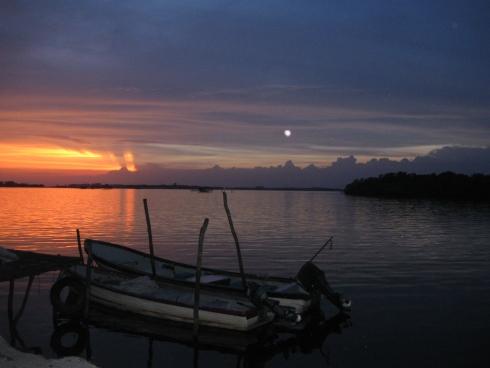 Isla Tasajera, El Salvador